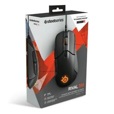 SteelSeries Rival 310 Gaming Mouse - Customizable RGB Prism Lighting