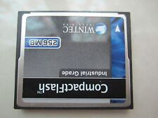 WINTEC Industrial grade 256MB CF Compactflash CARD