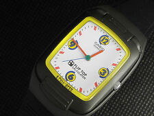 Rare CASIO Vintage Digital Watch FTP-11 FLIP TOP WATCH CALCULATOR RETRO