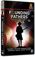 Founding Fathers [New DVD] Amaray Case