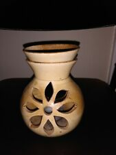 Ceramic Essential Oil Burner Tealight Candle Holder Aroma Diffuser
