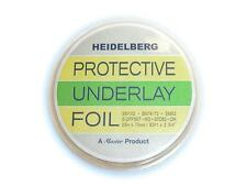 Underlay Protective Foils Heidelberg Sm102 Sm7472 Sm52 Gto Mo Supplies