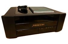 Meridian 800 DVD CD Digital Audio Player/ Preamp