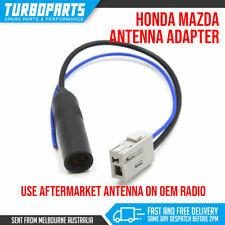 AFTERMARKET DIN RADIO ANTENNA ADAPTER HONDA MAZDA ACCORD CRV JAZZ 3 6 CX9 D MAX