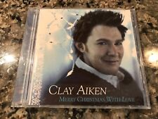 Clay Aiken Merry Christmas With Love Cd! (See) Taylor Hicks & Kelly Clarkson