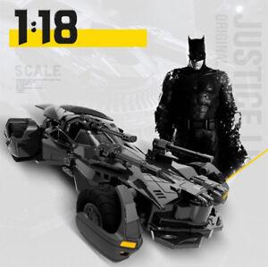 1:18 RC Bat man Car Batmobile Remote Control Car Toy Racing Boys  Xmas Gift