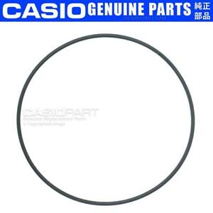 CASIO 74206244 DW-5600E G-SHOCK ORIGINAL RUBBER GASKET CASE BACK O-RING PACKING