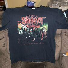 vintage 2003 Slipknot Shirt