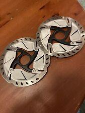 Shimano Ultegra 8000 Hydraulic Disc Rotors Like Dura Ace Centrelock RRP £120