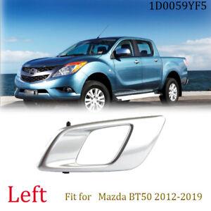LH Door Inner Handle Cover For Mazda BT50 12-19 Ford Ranger 12-19 Everest 15-19