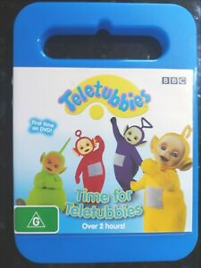 Time For Teletubbies ( Region 4 DVD ) FREE Next Day Post from NSW