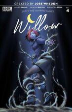 Buffy The Vampire Slayer Willow #4 - Cover B - Nm - Boom! - Presale 10/14