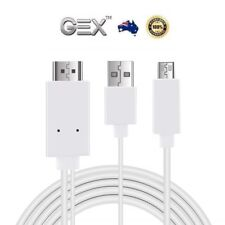 New MHL Micro USB to HDMI HDTV Charger Cable for Samsung Galaxy S3 S4