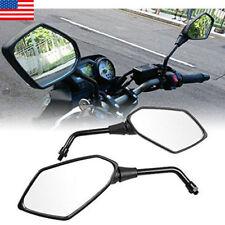 Motorcycle Rearview Mirror Rear View 10mm for HONDA SUZUKI KAWASAKI Scooter