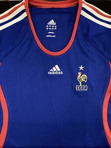 Adidas Women's S France Soccer Jersey