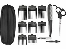 BaByliss For Men 7498CU Powerlight Pro 15 Piece Professional Home Haircutting Ki