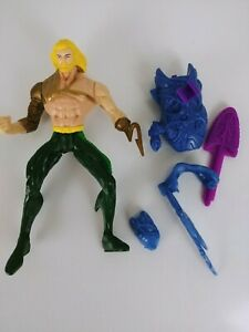 Kenner/Hasbro Total Justice 1996 Aquaman Action Figure DC Justice League