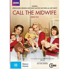 Call The Midwife Season Series 2 DVD, 2013, 3-Disc Set R4