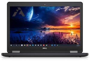 Dell Latitude 15.6'' CUSTOMIZE: 10 PRO i5 3.0GHz 64GB RAM 2TB NVMe DVD+RW Webcam