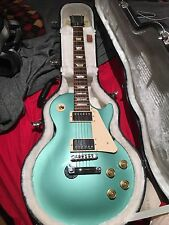 2012 Gibson Les Paul Studio - Inverness Green