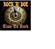Rock 'n' Doe -  Time to Rock / Carsten Schröder Tamas Angyan Kelly Feller RAR!