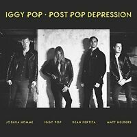 IGGY POP - POST POP DEPRESSION (VINYL)  VINYL LP NEU