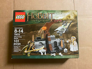 LEGO Hobbit WITCH KING BATTLE 79015 Elrond Galadriel Battle Five Armies SEALED