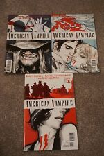 American Vampire 1-27 Survival Of The Fittest 1-5 Lord Of Nightmares 1-5 NM/NM+