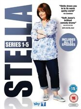 Stella Box Set (Series 1 - 5) [DVD] [2016], 5014138609115, Ruth Jones