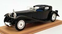 Solido 1/43 Scale Model Car 136 - Bugatti Royale - Black