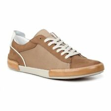 NEW GBX  Men's Lace-To-Toe Sneakers Size 8.5, Sand Color