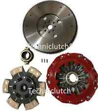 LIGHTENED FLYWHEEL WITH PADDLE RACING CLUTCH KIT TO FIT SUBARU IMPREZA 2.0 TURBO