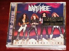 Banshee: Race Against Time + Cry In The Night 2 CD Set 2016 Divebomb DIVE115 NEW
