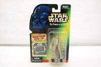 Han Solo w Endor Gear Freeze Frame Star Wars Power of the Force Kenner 1997 TY