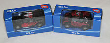 Essendon Bombers 2014 + 2015 AFL Kids Collectable Mini Model Car Twin Pack New