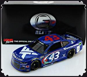 """2020 BUBBA WALLACE #43 WIDE TECHNOLOGY 30TH ANNIVERSART ELITE 1/24 """"100 MADE"""""""