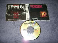 FLESHCRAWL-IMPURITY disincarnate,monstrosity,bolt thrower 1994 BLACK MARK ORG!!!