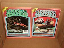 1981 2 different unused Dukes Of Hazzard Coloring Books