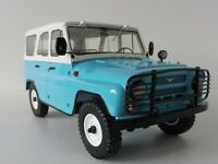 UAZ-31514 1/18 SSM 83SSM180023 Start ScaleModels УАЗ-31514 BLUE