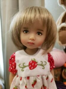 """10"""" Monday's Child """"Lucy"""" by Dianna Effner for Boneka, with Artist Face-up!"""