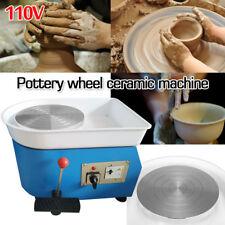 110V 25cm DIY Ceramic Molding Machine Pottery Wheel Ceramic for Ceramic WorkArt