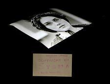 [PHOTO PHOTOGRAPHIE ORIGINALE TRUFFAUT] Isabelle Adjani dans Adèle H.