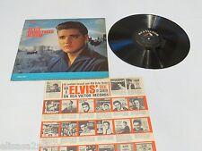 Elvis' Christmas Album sings songs RCA Victor LPM1951 LP monaural Record vinyl