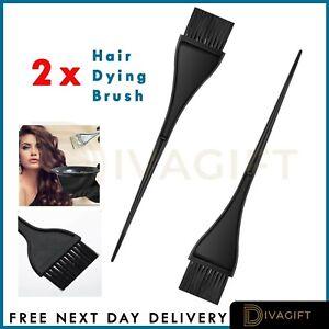 2Pcs Hair Colouring Brush And Bowl Set Bleaching Dye Kit Salon Beauty Comb Tint