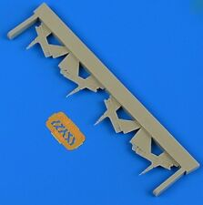 QUICKBOOST 1/48 F14A Tomcat Tail Reinforcement Plates w/Photo-Etch for  QUB48831