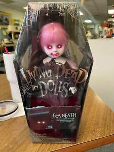 Living Dead Dolls Straight from SERIES 31 COMES BEA  NEATH