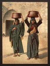 Milk Seller Of Siloam A4 Photo Print