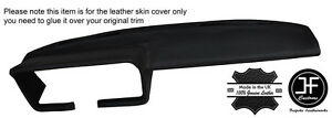 BLACK STITCH DASH DASHBOARD LEATHER COVER FITS LINCOLN CONTINENTAL 1967