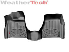 WeatherTech FloorLiner Mats for Lincoln Town Car- 1998-2011 - 1st Row OTH Black