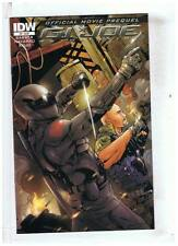 IDW Comics GI Joe 2 Movie Prequel #3 NM Mar 2012